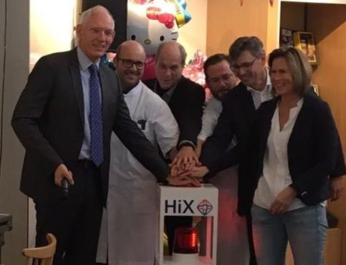 SUCCESVOLLE LIVEGANG HiX 6.1 BIJ ZORGSAAM