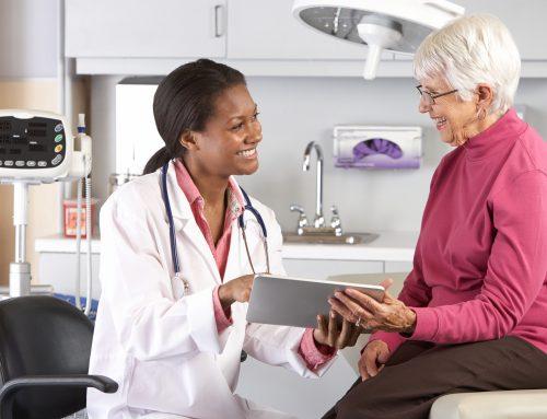 VERSNELLING EHEALTH IN DE GERIATRISCHE REVALIDATIE ZORG