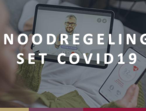 SET COVID19 NOODREGELING €50.000 SUBSIDIE