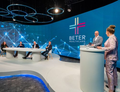 BETER HEALTHCARE WAS BIJ HET DATA DRIVEN HEALTHCARE CONGRES OP 25 MEI 2021
